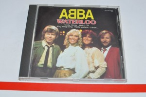 ABBA - Waterloo CD Album Używ.