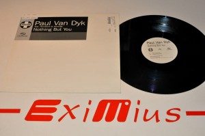 "Paul Van Dyk Feat. Hemstock & Jennings - Nothing But You 12"" LP Używ."