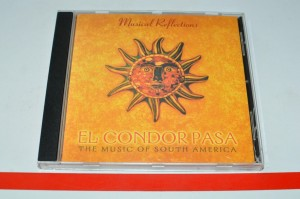 El Condor Pasa : The Music Of South America CD Used