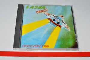 Laserdance - Discovery Trip CD Used