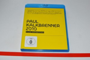 Paul Kalkbrenner - 2010 (A Live Documentary) Blu Ray Used