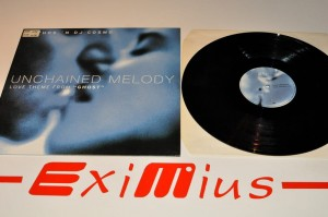 "Mythos 'N DJ Cosmo – Unchained Melody (Love Theme From ""Ghost"") 12'' LP Używ."