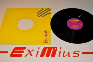 "Noémi - Y.O.U. (The Mixes) 12"" LP Używ."