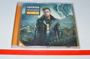 Hardwell - Revealed Vol. 10 CD Nowa