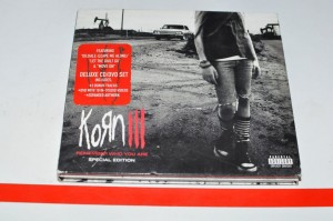 Korn - Korn III: Remember Who You Are CD + DVD ALBUM Używ.