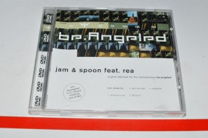 Jam & Spoon Feat. Rea - Be.Angeled DVD Used
