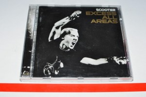 Scooter - Excess All Areas CD Album Używ.