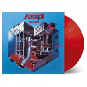 Accept - Metal Heart 12'' LP Nowa