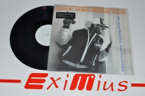 Boogie Down Productions - By All Means Necessary 12'' LP Nowa