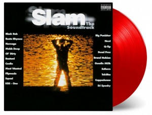 Slam - The Soundtrack 2x12'' LP Nowa