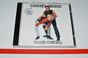 Double Vision - Unsafe Building CD Album Używ.