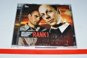 Rank 1 - High Contrast Recordings Presents Rank 1 2xCD Used