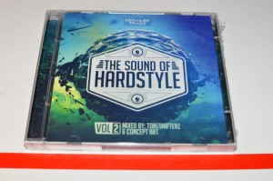Toneshifterz & Concept Art - The Sound of Hardstyle vol. 2 2xCD Nowa