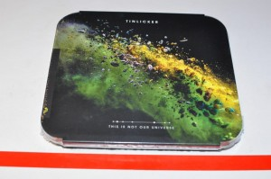 Tinlicker - This Is Not Our Universe CD Album Nowa