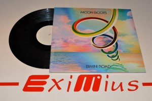 "Moon Boots - Bimini Road 2x12"" Anjunadeep LP New"