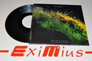 Tinlicker - This Is Not Our Universe 2x12'' LP New
