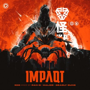 IMPAQT 2019 - Festival Of Titans CD Nowa