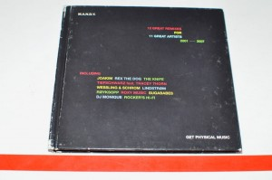 M.A.N.D.Y. - 12 Great Remixes For 11 Great Artists (2001 - 2007) CD Używ.