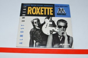 Roxette - Almost Unreal Maxi CD Used