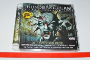 Thunderscream - The Return Of A Legend - 10th Anniversary Edition 2xCD Używ.
