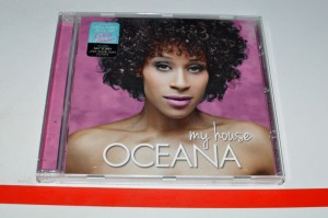 Oceana - My House CD Album Used