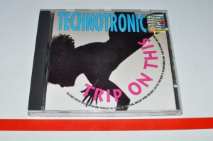 Technotronic - Trip On This (Remix Album) CD Used