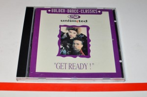 2 Unlimited - Get Ready! CD Album Używ.