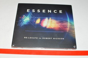 Re:Locate Vs Robert Nickson - Essence CD Album Nowa