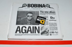 Bobina - Again CD Album Nowa