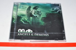 00.db - Angels & Demons - John 00 Fleming & The Digital Blonde 2xCD Nowa