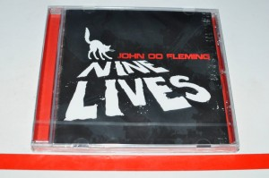 John 00 Fleming - Nine Lives CD Album Nowa
