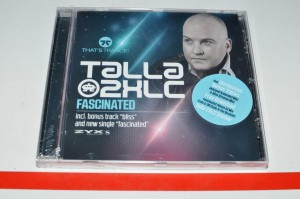 Talla 2XLC - Fascinated CD Album Nowa