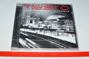 Tiesto - Club Life Vol.3 Stockholm CD Nowa