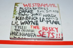 Westbam / ML - The Risky Sets!!! 2xCD Nowa