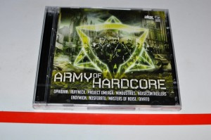 Army Of Hardcore 2xCD Nowa