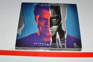 Hans Zimmer & Junkie XL - Batman v Superman Dawn Of Justice 2xCD Używ.