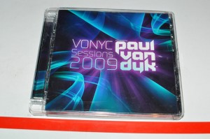 Paul van Dyk - Vonyc Sessions 2009 CD Używ.