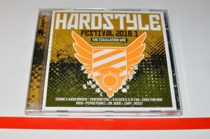 Hardstyle Festival 2018.1 2xCD Used