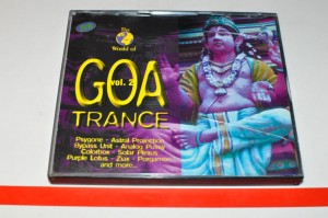 The World Of Goa Trance Vol. 2 2xCD Used