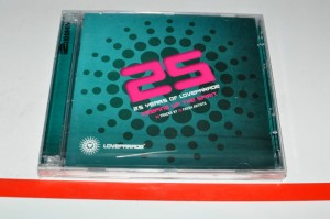 25 Years Of Loveparade 2xCD Nowa