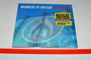 Members Of Mayday - All In One CD + MP3 Nowa