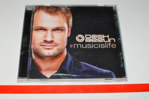 Dash Berlin - #musicislife CD Album Używ.