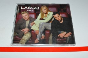 Lasgo - Pray Maxi CD Używ.