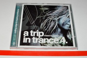 Rank 1 - A Trip In Trance 4 CD Nowa