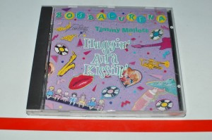 Bombalurina Feat. Timmy Mallett - Huggin' An'a Kissin' CD Album Used