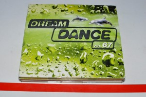 Dream Dance Vol. 67 3xCD Used