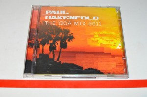 Paul Oakenfold - The Goa Mix 2011 2xCD Używ.
