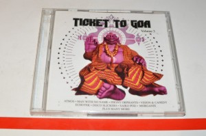 Ticket To Goa Volume 3 2xCD Używ.