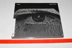 Grum - Deep State CD Album Nowa
