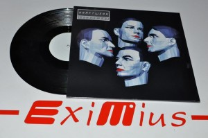 Kraftwerk - Techno Pop Winyl 12'' LP  Nowa
